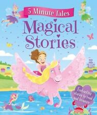 5 Minute Tales Magical Stories. Igloo Books. Children's Book Reading Gift