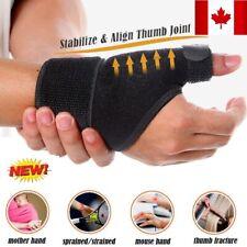 Medical Wrist Thumb Hand Spica Splint Support Brace Stabiliser Arthritis Gloves