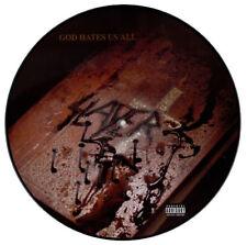 Slayer-God Conseil Us All limitatifs Picture LP + Bonus