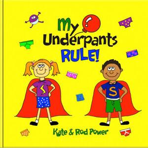 My Underpants Rule / My Tricky Eye-SPY/ My Device Rules Children's Educational