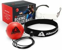 Boxing Reflex Ball Adjustable Headband Reaction Balls Elastic String Fight Train