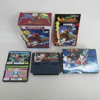 JUVEI QUEST Famicom Mint Condition Nintendo Import JAPAN Game 1356 fc