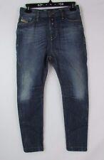Diesel Eazee Relaxed Boyfriend Trouser Jeans Size 24x32 0814A K882