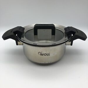 WOLL Concept 16cm Stainless Steel Induction Ceramic Ovenproof Casserole Pan/Pot