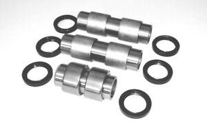 Yamaha DT 125 R RE X SM (1988-2010) Rear Suspension Linkage Bearing Service Kit
