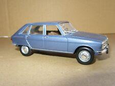678Q Universal Hobbies No 13 Renault 16 1965 Bleu 1:43 Collection M6