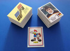 PANINI EC EURO 84 - COMPLETE STICKERS SET 1/258 - please read carefully