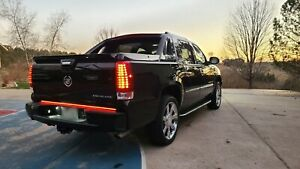 2007-2013 Cadillac Escalade EXT LED Taillights (PAIR) - Plug and Play!