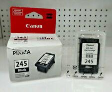 CANON PG-245 BLACK INK CARTRIDGE OPEN BOX/ GENUINE/ NEW