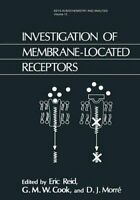 Investigation of Membrane-Located Receptors by Springer-Verlag New York Inc....