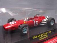 Ferrari Collection F1 246 1966 Lorenzo 1/43 Scale Mini Car Display Diecast 72