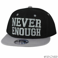 New UK Mens Womens Unisex Baseball Adjustable Snapback Hat Hip Hop Flat Peak Cap