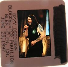 BLACK SABBATH Ozzy Osbourne Iron Man Paranoid The Wizard  ORIGINAL SLIDE 6