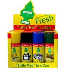 Little Trees Car Home Air & Car Freshener 6 Bottles Spray 2.5 oz Assorted scents
