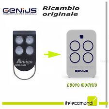Telecomando radiocomando Genius Kilo4 sostituisce Amigo JA334 868 Mhz