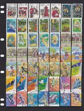 100 Australian Stamps All Different Used Bulk Collection Lot Off Paper FREE POST