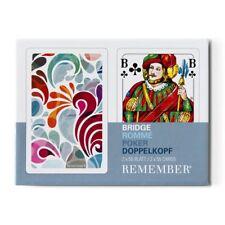Spielkarten Florina Bridge Doppelkopf Remember