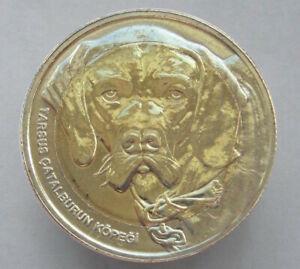 Turkey, 1 Kurush, 2021, Сaraсal & Dog, bi-metal, 2 coins Set, UNC, #2, New
