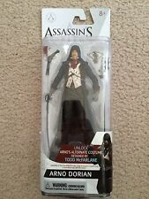 Assassin's Creed Unity: Arno Dorian - McFarlane Toys Figure NEW In Box Free Ship