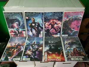 Thanos Imperative #1-6 Devastation & Ignition - 8 Issue lot -
