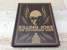 KILLING JOKE - THE GATHERING 2008 LTD 4 CD BOX SET DIGI-BOOK  Pigface  GODFLESH
