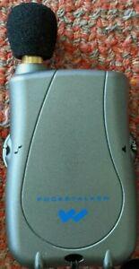 Williams Pocketalker Ultra PKT D1 Personal Hearing Amplifier Pocket Talker Sound