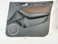 2013-2017 Audi Q5 Door Trim Panel Interior Front Right Passenger OEM 2.0L