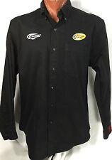 Kodak Racing Penske Racing #77 Long Sleeve Button-Front 100% Cotton XL