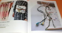Accessories of KIMONO made by Knot book Japan Japanese obi kanzashi #0775
