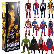 Marvel The Avengers Superheld Spiderman Action Figur Figuren Kinder Spielzeug G