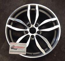BMW X3 X4 2015 86101 aluminum OEM wheel rim 19 x 8.5