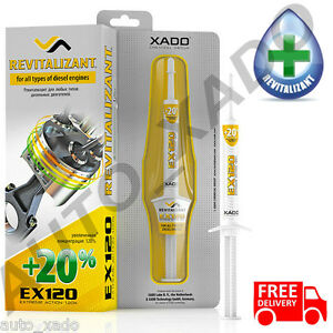 XADO EX120 Revitalizant Diesel Engine Oil Additive Treatment