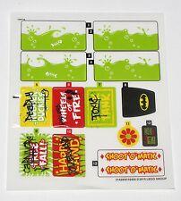 Lego New Sticker for Set 76035 Jokerland Batman Sticker