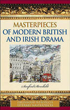Very Good, Masterpieces of Modern British and Irish Drama (Greenwood Introduces