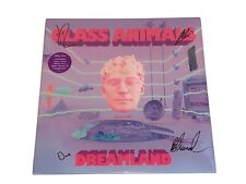 Glass Animals DREAMLAND Signed Vinyl LP Sleeve Band Signed How To Be Human Being