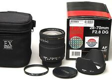 Sigma EX DG 28-70 mm f/2.8 F. Nikon