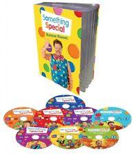 NEW Something Special - DVD Bumper Box Set Mr Tumble Makaton sign language 8 DVD