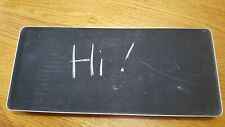 Stacking Chalkboards Lot of 4 Homeschool Senior Center Preschool 14x6 Menu Craft