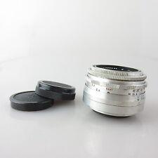 M42 Meyer Optik Primotar E 3.5/50 red V Objektiv / lens