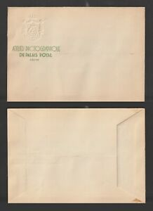 Egypt - Rare Envelope - Photographic Workshop of the Royal Palace - Abdin