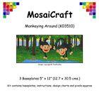 MosaiCraft Pixel Manualidades Mosaico Arte Kit 'Diabluras Alrededor' Pixelhobby