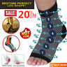 Dr Sock Soothers Anti-Fatigue Compression Foot Sleeve Support Brace Sock HOTSALE