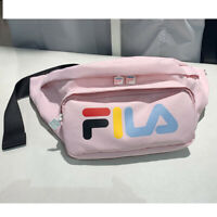 New FILA LINEAR LOGO WAIST BAG PINK FS3BCB5311X EPK FILA BAG TAKSE