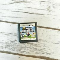 Nintendo DS New Super Mario Bros Used Game Only Working Condition