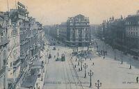 BRUXELLES – La Place de Broukere – Brussels – Belgium