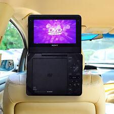 NEW  For 9 inch Standard Portable DVD Player Car Headrest Mount Holder