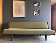 Vintage Hans Wegner Teak Daybed -Danish Modern Classic