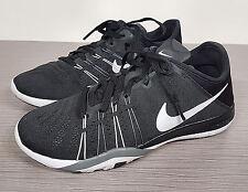 Nike Free TR Fit 6 Training Shoe Black Womens Size 5 / 35.5