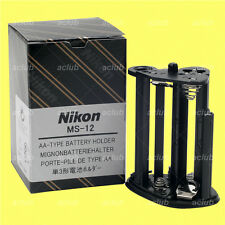Genuine Nikon MS-12 AA Battery Holder Tray MS12 for F100 Camera