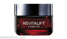 LOREAL REVITALIFT LASER X3  RENEW  TAGESPFLEGE   1x50ML NEU